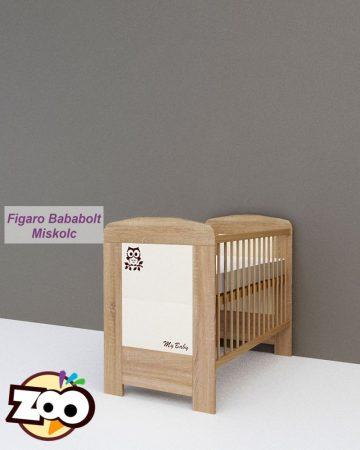 Todi ZOO 60x120 babaágy