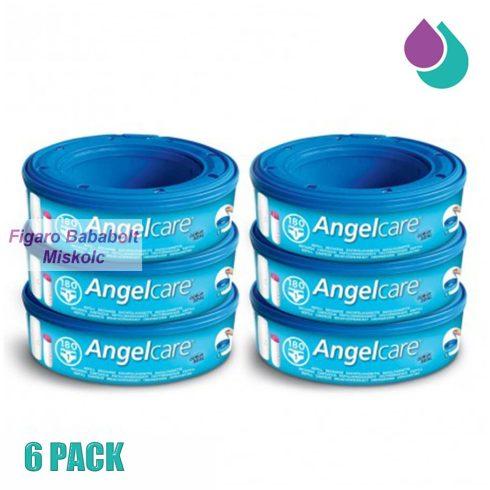 Angelcare Captiva utántöltő 6 db-os