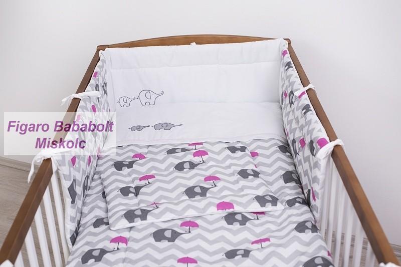 3 részes ágynemű szett