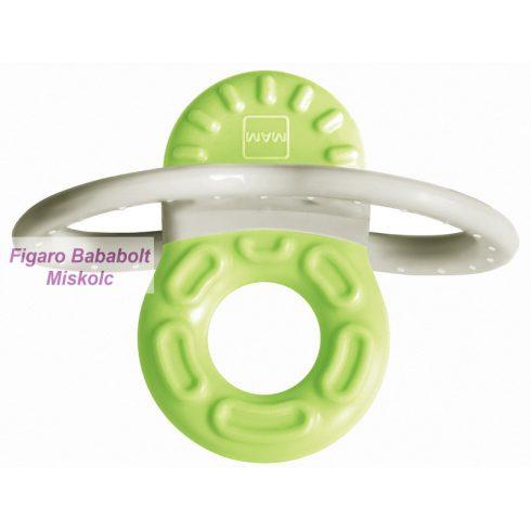 """MAM Bite&Relax mini rágóka 1 """"zöld"""""""