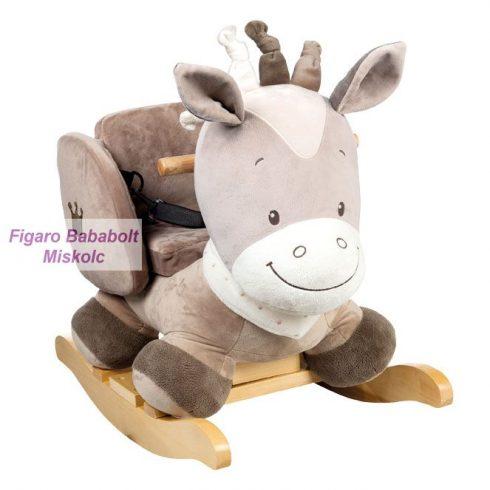 """Nattou plüss hintázó állatka """"Noa, a lovacska"""""""