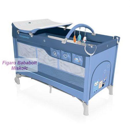 Baby Design Dream utazóágy blue