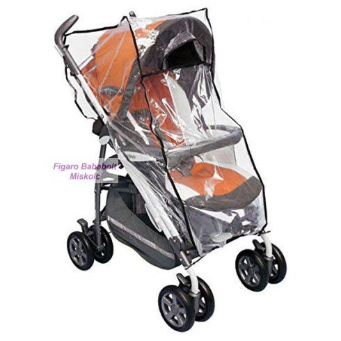Esővédő kis ernyős sportkocsihoz