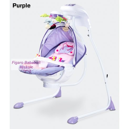 "Caretero Bugies elektromos hinta ""purple"""