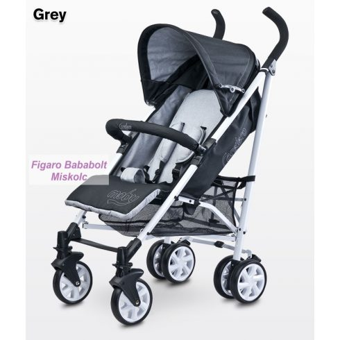 "Caretero Moby ""grey"""