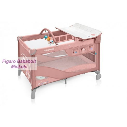 "Baby Design Dream utazóágy ""pink"""
