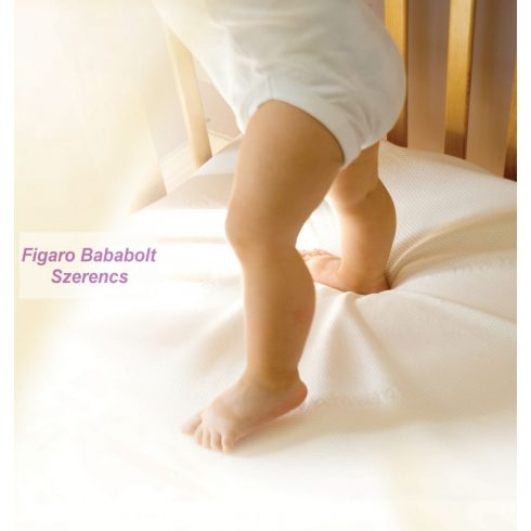 Clevamama matracvédő gumis lepedő 40x90 cm