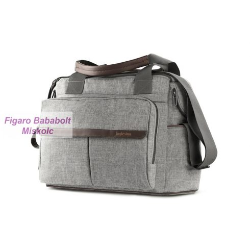 "Inglesina Dual Bag ""Mineral Grey"""